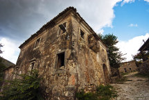 Derelict House in Old Perithia. (c).