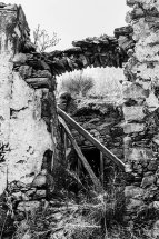 Derelict House in Leros