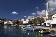 Emborio Harbour.(a).