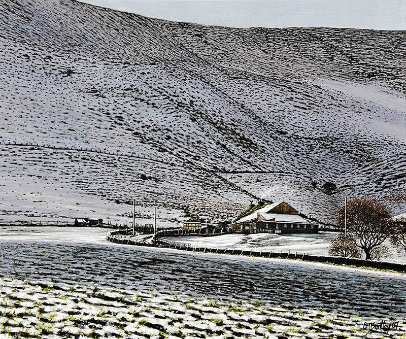 Farm at Dovestone