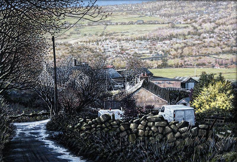 Farmhouse, Greenfield