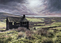 Derelict Farmhouse, Greenfield