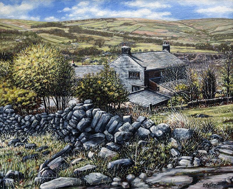 Farmhouse, Uppermill