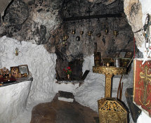 Gerasimo Cave entrance, Lassi.