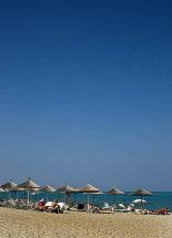 Hanioti Beach. (c).