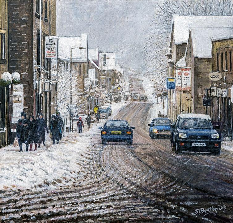 High Street, Uppermill
