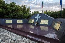 Italian War Memorial, Lassi.