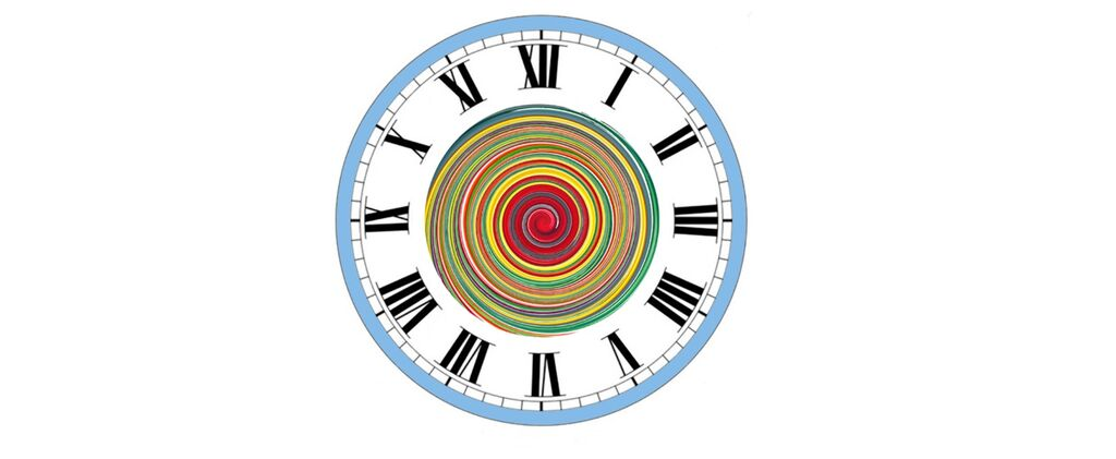Its Time Clock Face