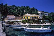 Lakka Harbour. (a).