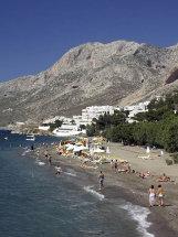 Masouri Beach. (a).