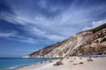 Myrtos Beach.(a).