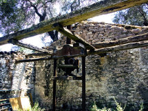 Old Olive-Press, Lakka.