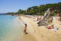 Platis Gialos Beach, Lassi.(a).