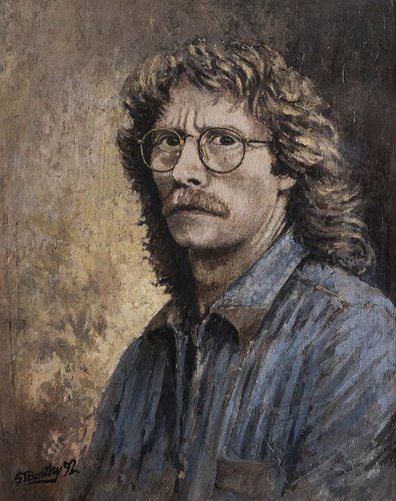 Self Portrait 1992