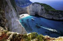 Shipwreck Bay. (a).