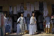 Shop Dummies in Corfu Town.