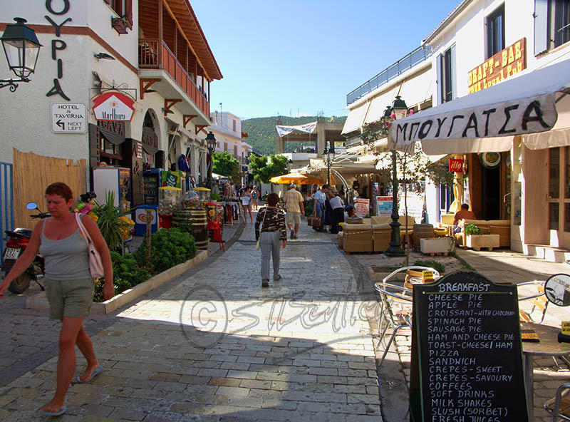 Skiathos Town (b)