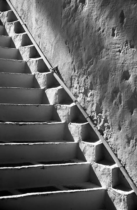 Steps and Shadows
