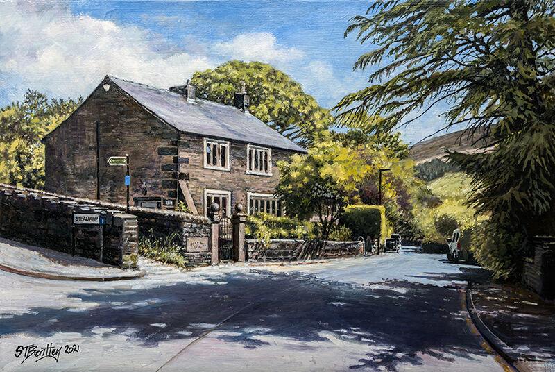 Stone Cottage, Park Lane, Greenfield