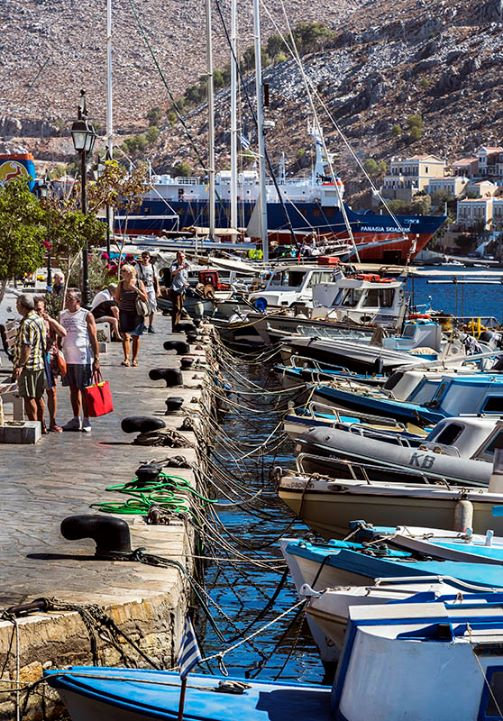 Symi Harbour (a)