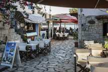 Tavernas at the Harbour