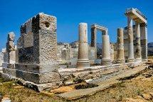 Temple of Dimitras. (c)