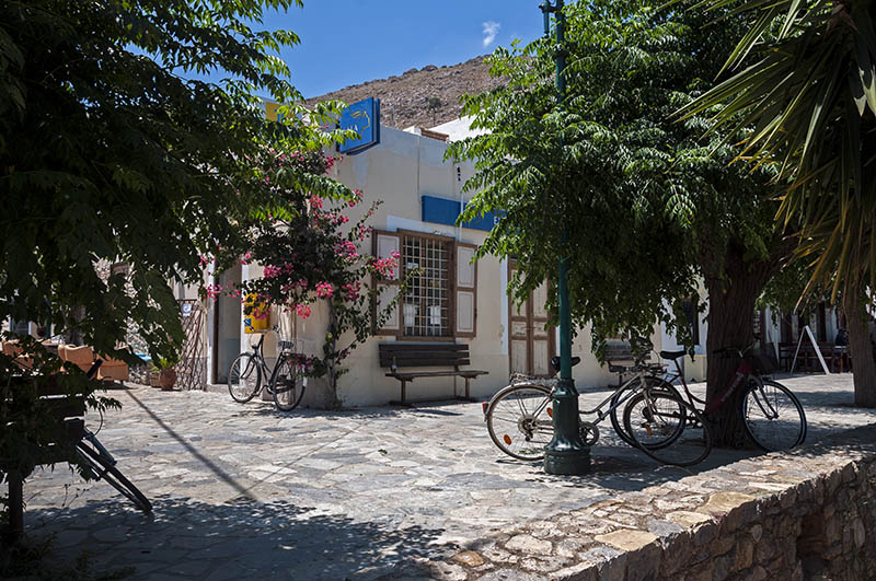 The Post Office in Livadia