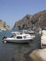 Vathi Harbour. (c).