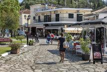 Village Street near Sivota Harbour (a)