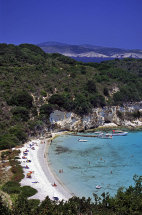 Voutoumi Beach, Anti-Paxos.(a).