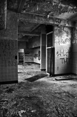Derelict Canteen