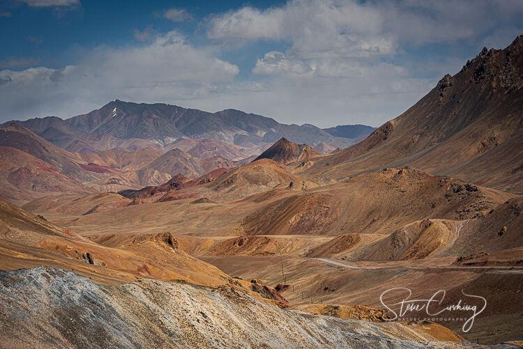 Akbaital Pass, Tajikistan