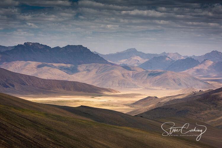 Kara-Seky Pass, Tajikistan