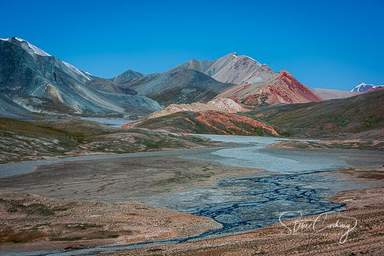 Kyzyl-Art Pass, Tajikistan