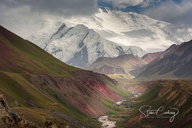 Lenin Peak, Kyrgyzstan