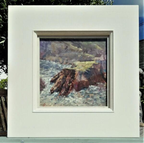 Cadgwith 33x33cm inc frame £395