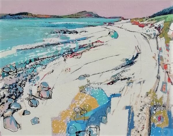 From St Martins 40x35cm inc frame £545