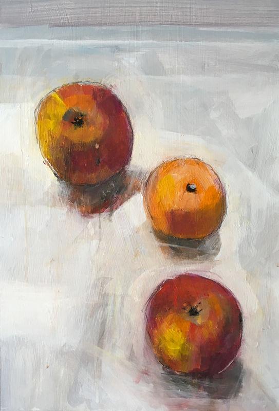 Fruit 2 33x43cm inc frame £395