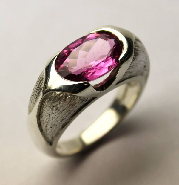 Rubellite Arc Ring £798