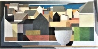 South coast window 135x74cm inc frame £2500
