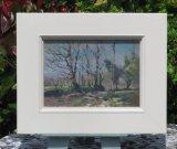 Wiliam Nash Menacodle Lane 43x35cm inc frame £395