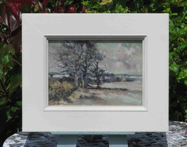 William Nash near Menabilly 43x35cm inc. frame £395