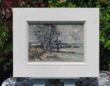 William Nash near Menabilly 43x35cm inc. frame £395