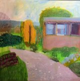 shed 62x62cm £850