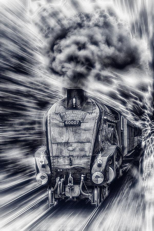 Sir Nigel Steaming