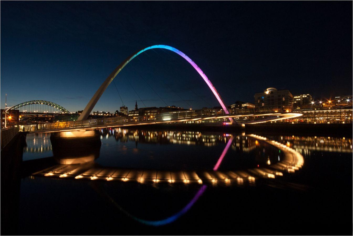 Tyne Twilight