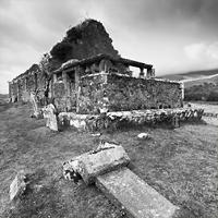 Old Church, Cill Chriosd, Strath Suardal, Skye