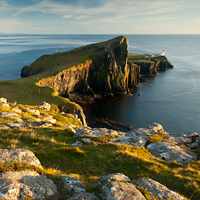 Neist Point Lighthouse, Skye