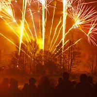 Kenilworth Fireworks