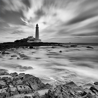 St Mary's Lighthouse, Nr. Whitley Bay